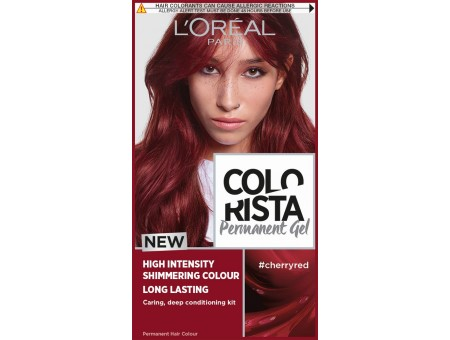 Colorista Cherry Red