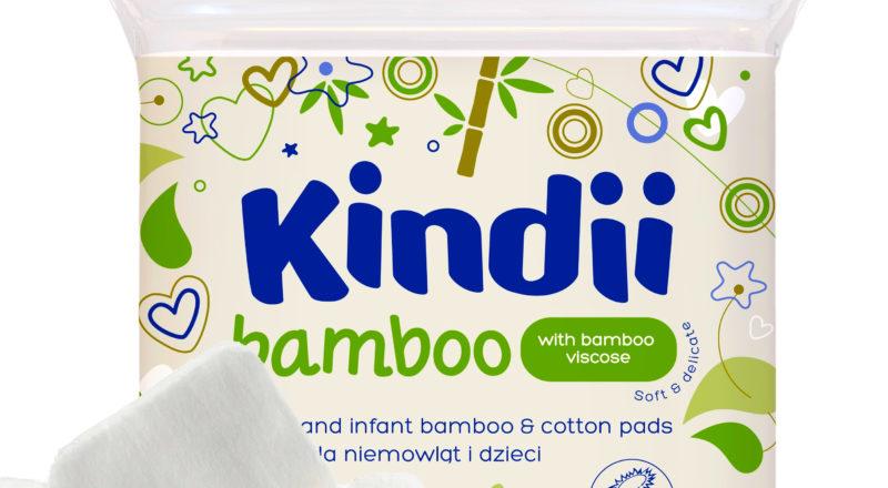 płatki kosmetyczne dla dzieci Kindii